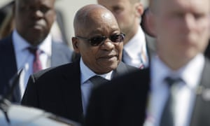 The firm worked on a campaign for Oakbay, a company owned by the family of Indian businessmen thought to hold the levers of power in Jacob Zuma's government.
