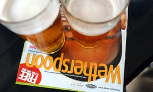 A Wetherspoon magazine