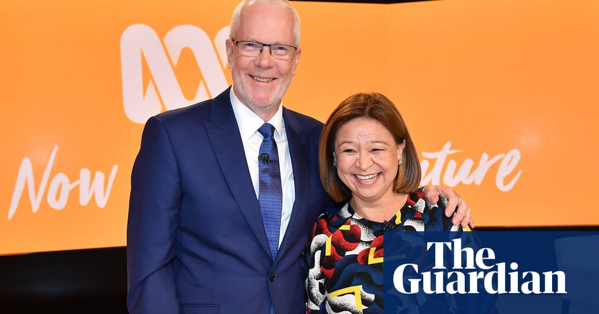 Why the ABC board sacked Michelle Guthrie   Media   The Guardian