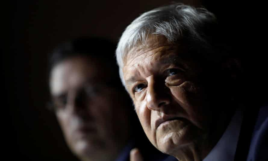 President-elect Andrés Manuel López Obrador issued a global call out to potential buyers in 'every corner of the world'.