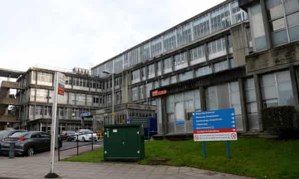 Northwick Park hospital.