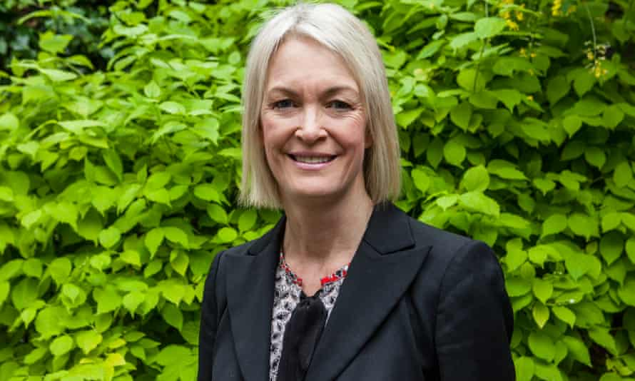 Margot James, Conservative MP for Stourbridge and the minister for small business.