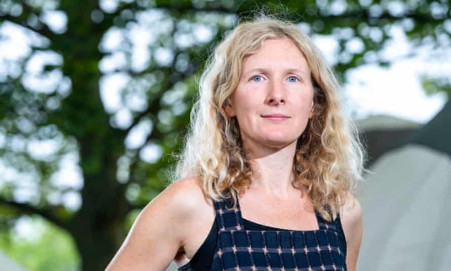 'Writing has saved my life' … Samantha Harvey.