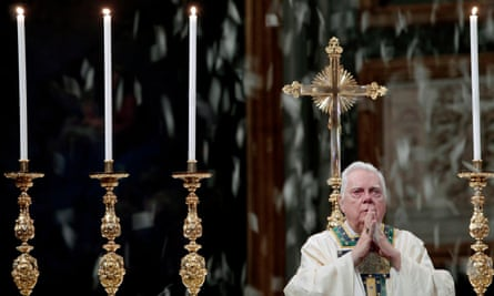 Bernard Law, who resigned as archbishop of Boston in 1992, has spent the last 13 years behind the walls of the Vatican.