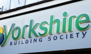 Yorkshire Building Society sign