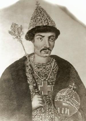 Tsar of All Russia, Boris Godunov (1551-1605)