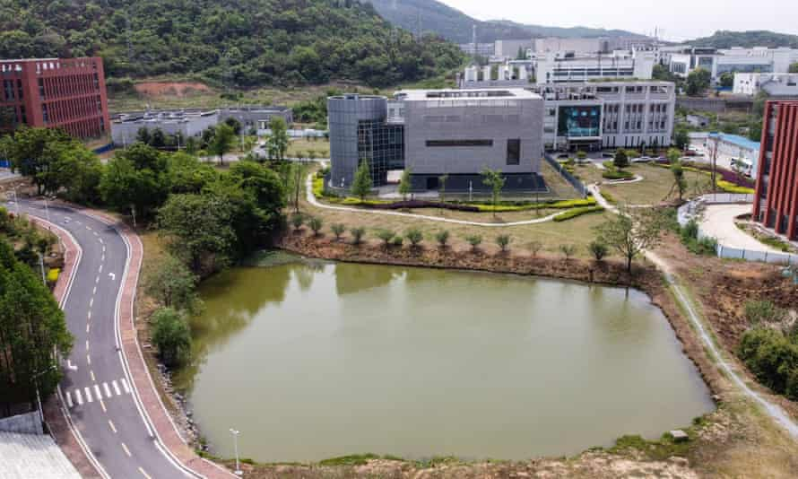 The Wuhan Institute of Virology.