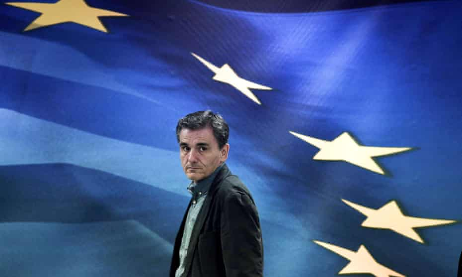 Euclid Tsakalotos replaced Yanis Varoufakis as Greek finance minister a few days before the showdown in Brussels.