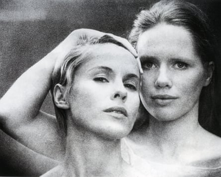 Compulsively watchable … Bibi Andersson and Liv Ullmann in Persona, part of the BFI's retrospective.
