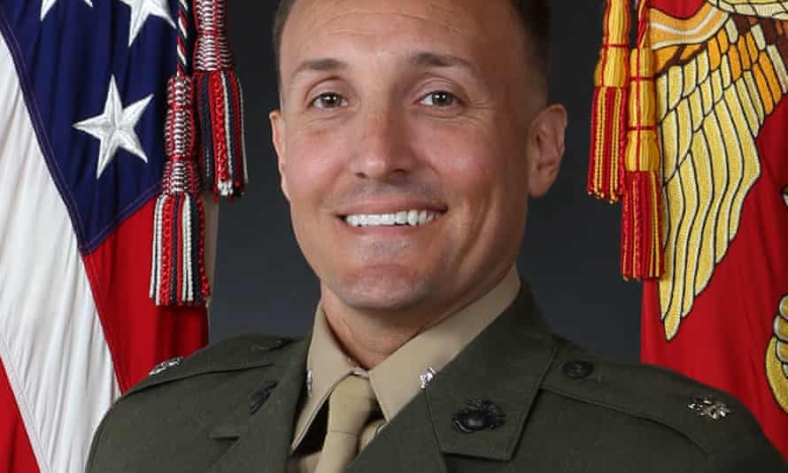 Lt Col Stuart Scheller.