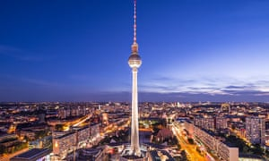 Berlin's property prices are comparatively affordable, with flats fetching about third of the price of an equivalent sized property in London.
