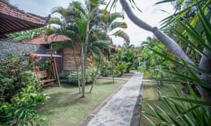 Global Dive Lodges, Pemuteran, West Bali.