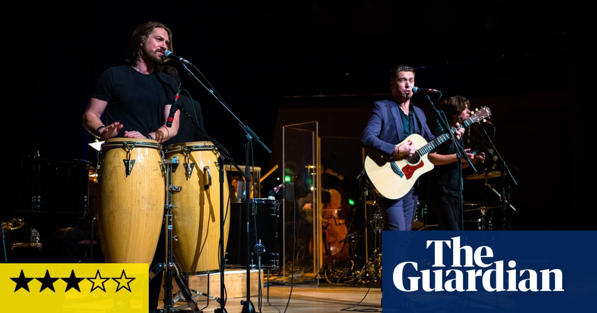Hanson Review – Surreal But Touching Symphony Of Singalongs | Music