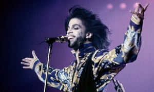 What's in a name?Prince at Wembley Arena in 1990