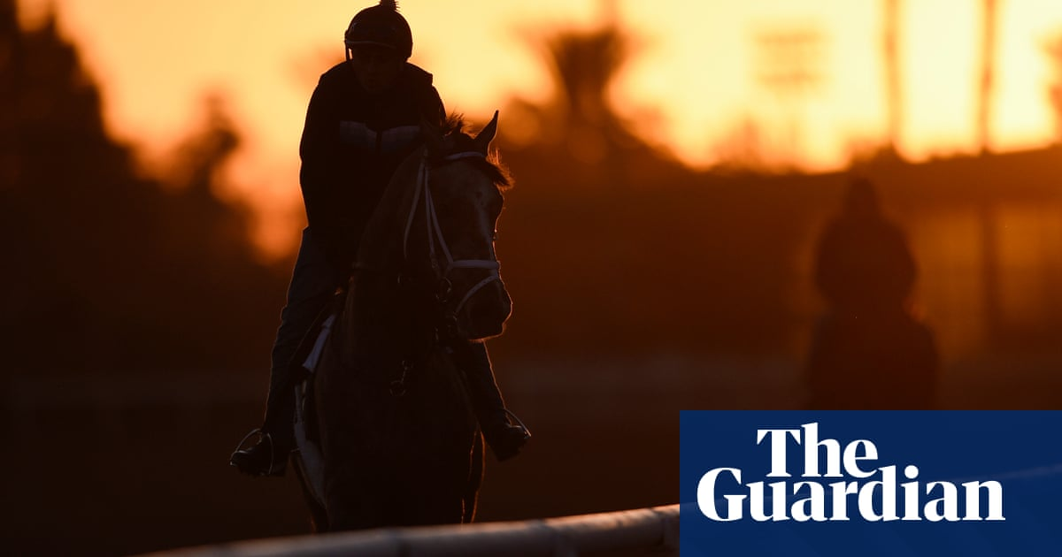 Talking Horses: Appleby banks on Old Persian for shot at Breeders' Cup Turf