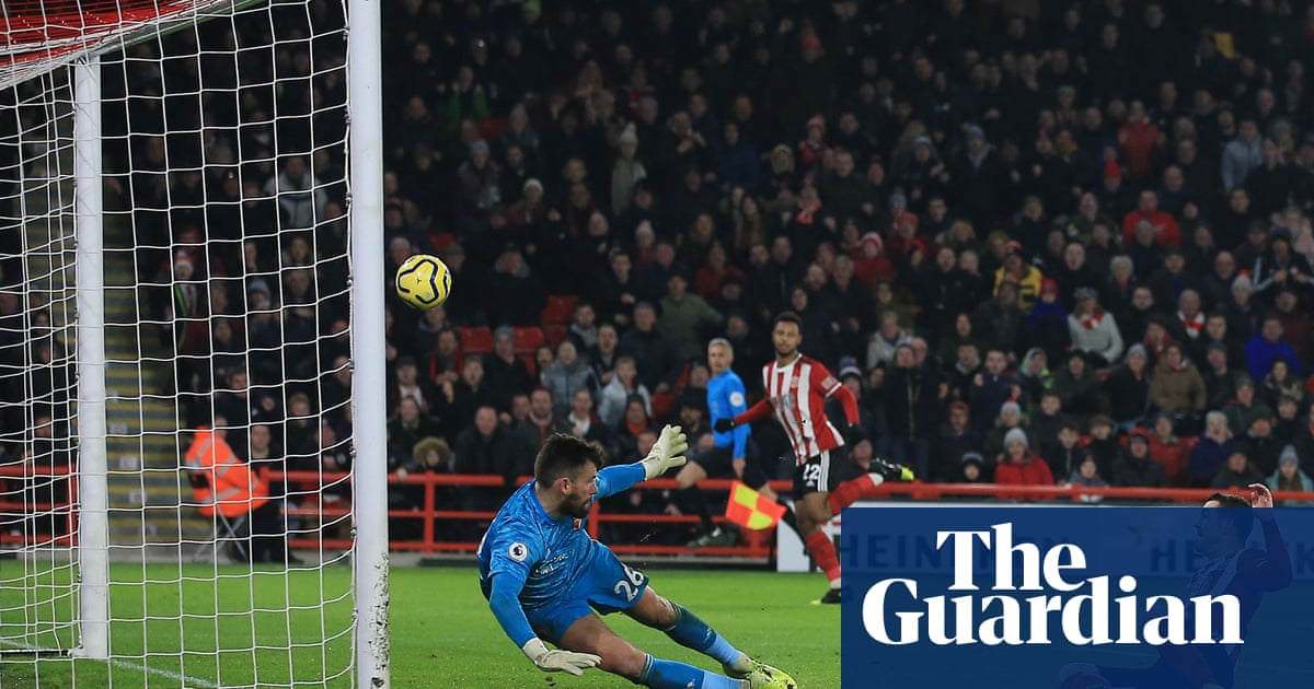 Ben Foster's heroics thwart Sheffield United and lift Watford off bottom