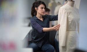 Students gain insight into how the fashion world functions commercially, and the qualities needed to survive in a notoriously competitive sector.
