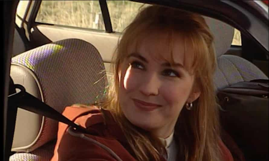 Lisa McCune in the first episode