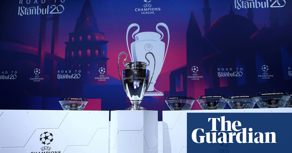 Champions League and Europa League could be completed in August