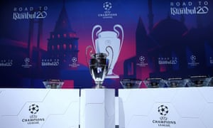 This year's Champions League final is set to be held in Istanbul.