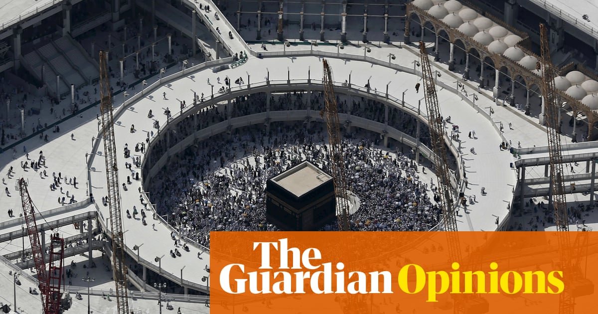 In Mecca I saw little of Islam's compassion, but a lot of