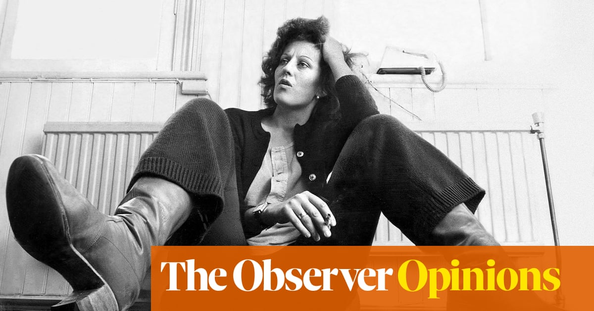 Germaine Greer's rudeness is part of the point of her