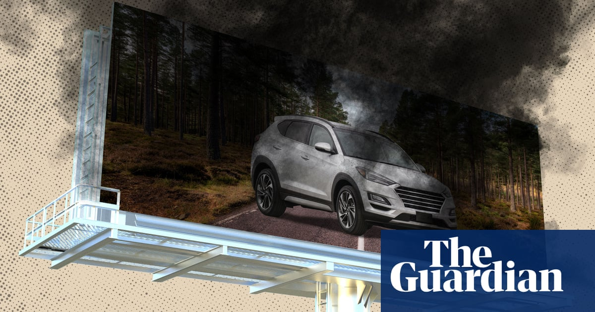 Ban SUV adverts to meet UK climate goals, report urges
