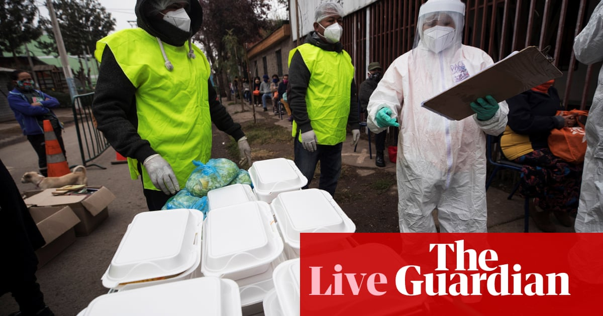 Coronavirus live news: Chile raises death toll by thousands as Victoria cases hit two-month high – The Guardian