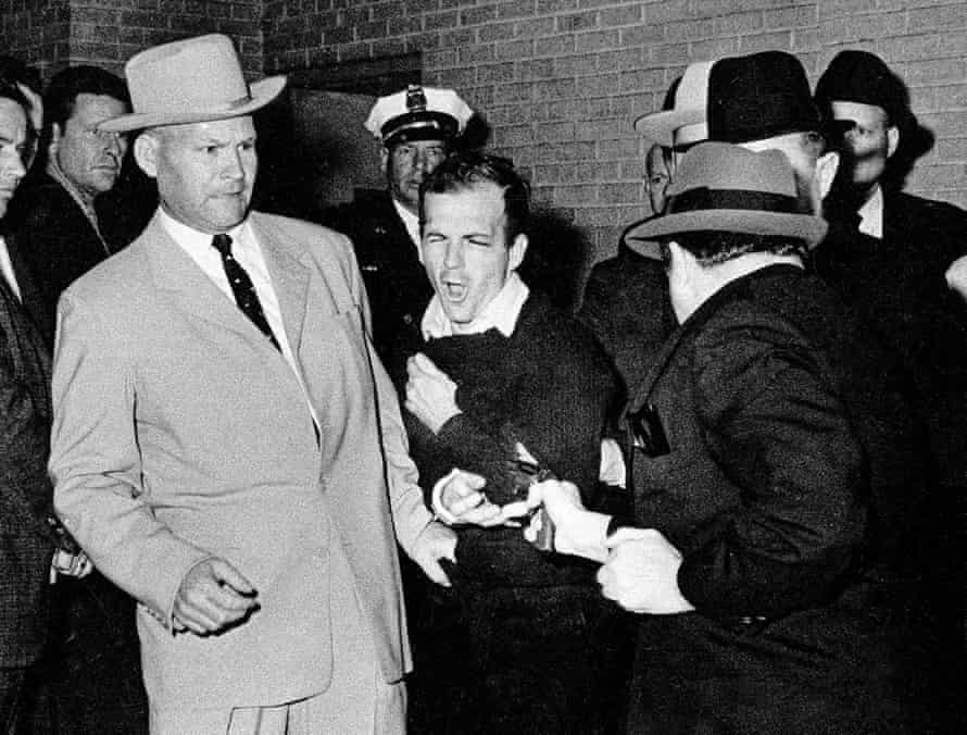 The image of Oswald's shooting by Dallas Times Herald photographer Bob Jackson won a Pulitzer prize.