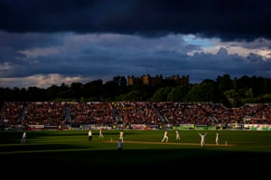 England win the Ashes, Durham 12 August 2013