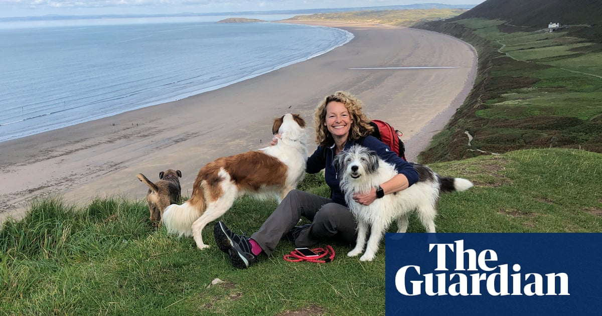 Kate Humble on walking – and how to improve it: 'The rhythm is really good for your brain'