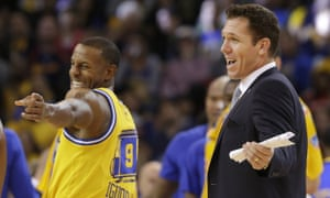 Luke Walton made a good impression during his time as assistant at Golden State