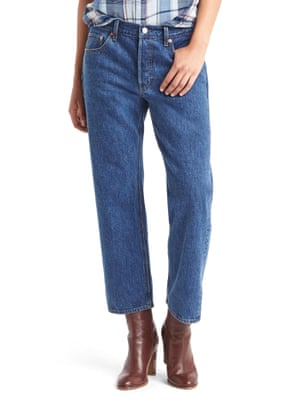 Straight leg jeans from Gap, £49.95