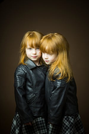 Caitlin and Abigail Young, Dundee, Scotland