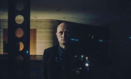Ulrich Larsen, 'the Mole'.