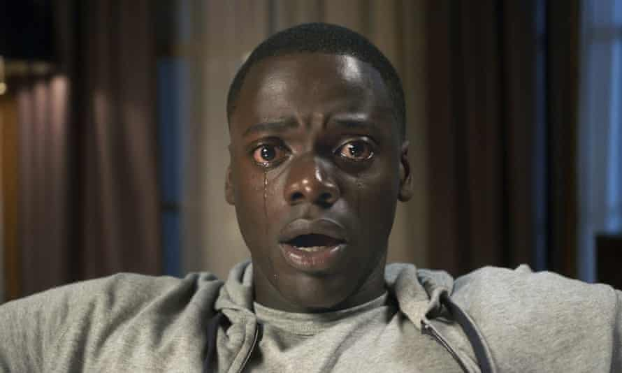 In your face … Daniel Kaluuya as Chris in Get Out.
