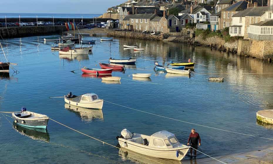 Pronounced 'Mousle': Mousehole, Cornwall.