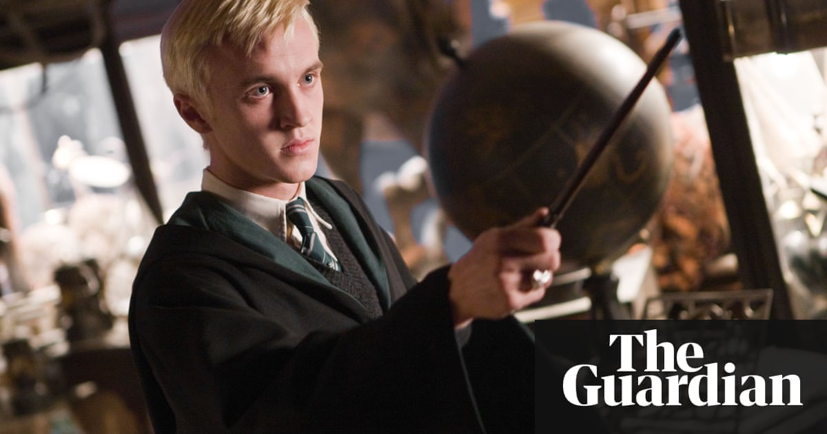 Fan Tastic Tom Felton As Draco Malfoy In The Film Of Harry Potter And