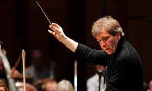 The Sinfonietta plays this repertory wonderfully well … conductor Thierry Fischer.