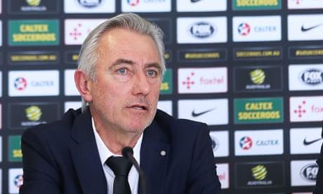 Bert van Marwijk vows to do it his way as Socceroos coach