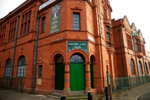 Before Stephen Wright's image of the Smiths established Salford Lads Club as one of music's most essential fan destinations, the venue was used as a place for local boys to keep of the streets, not to mention a practise space by the Hollies before they became famous. The club gained international fame in 1986 when the Smiths posed in front of the building for the inside cover of The Queen Is Dead, with shots of the building also featured in the video for There Is A Light That Never Goes Out and Stop Me If You Think You've Heard This One Before.