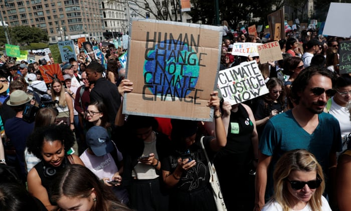 Image result for the independent: Dispatch From the NYC Climate Strike