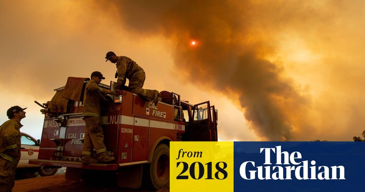 Mendocino Complex wildfire becomes California's biggest ever