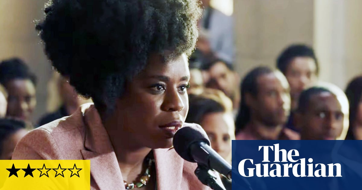 Miss Virginia review – shallow biopic fails to do its subject justice