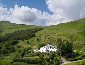 Lodges Glenlyon, Perthshire