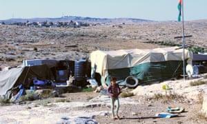 Palestine village