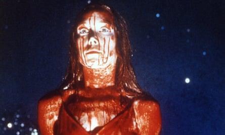 De Palma's bloody blowout … Carrie.