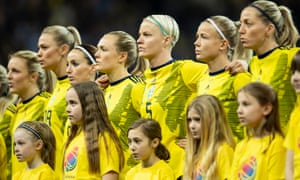 The Sweden squad have plenty of problems coming in to the tournament