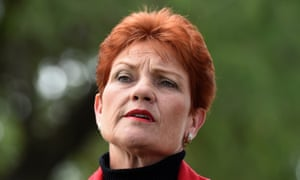 Pauline Hanson's One Nation wins four seats in new-look