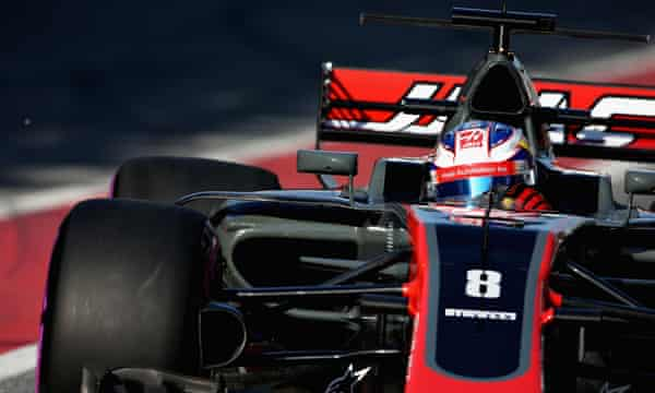 F1 2017 Team By Team Guide To The Cars And Drivers For The Season Giles Richards Sport The Guardian